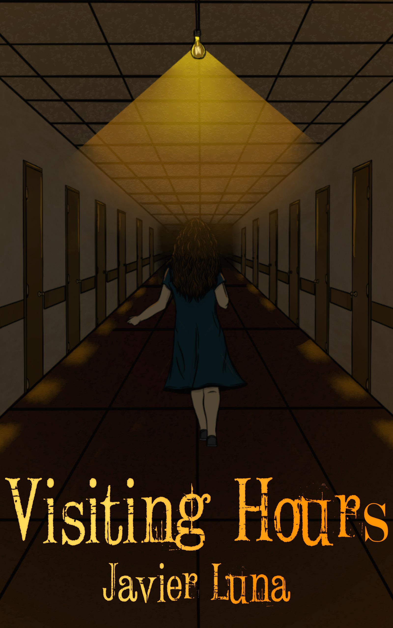 Visiting Hours - Now available in Kindle format for only $2.99!