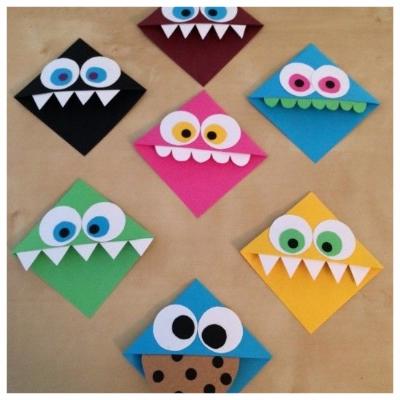 monster book market craft