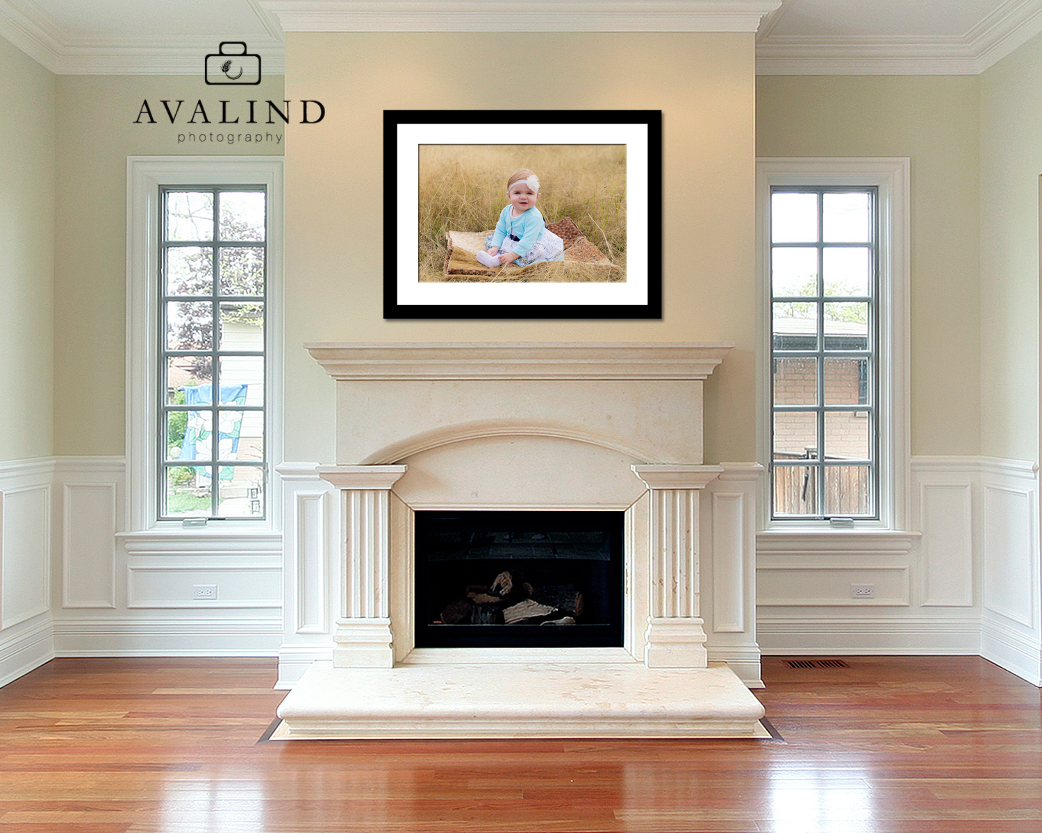 Wall single 20x30 frame fireplace.jpg
