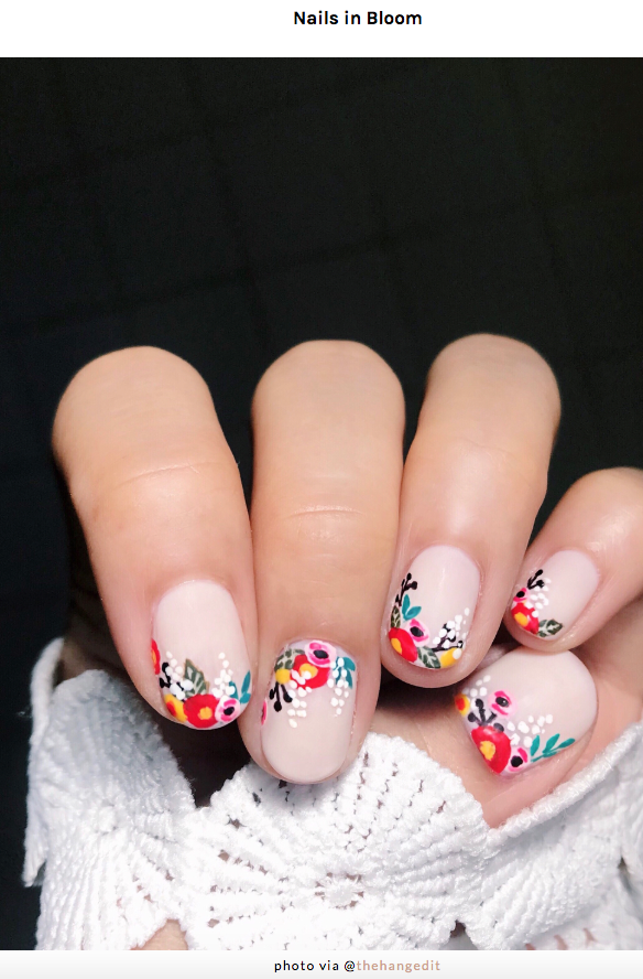 Match your florals!