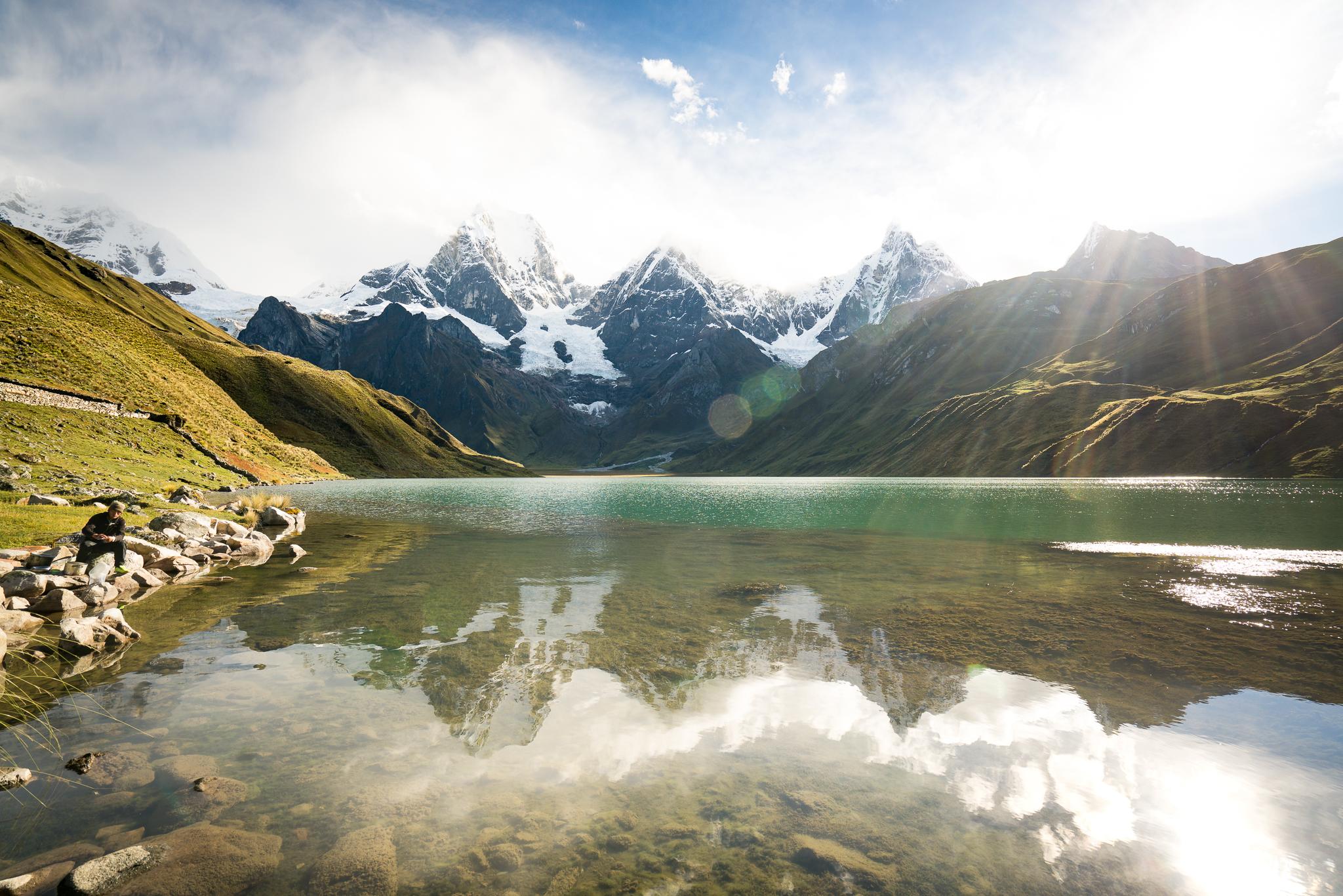 Trekking Peru's Cordillera Huayhuash
