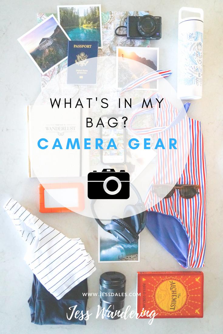 Camera Gear Blog