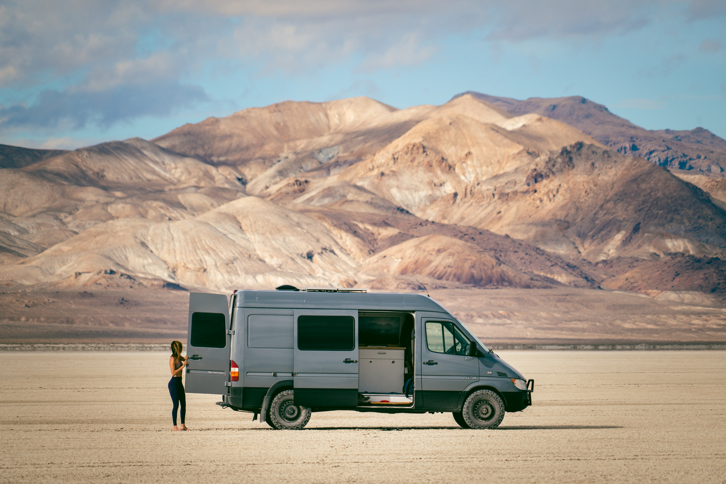 Black Rock Desert Nevada