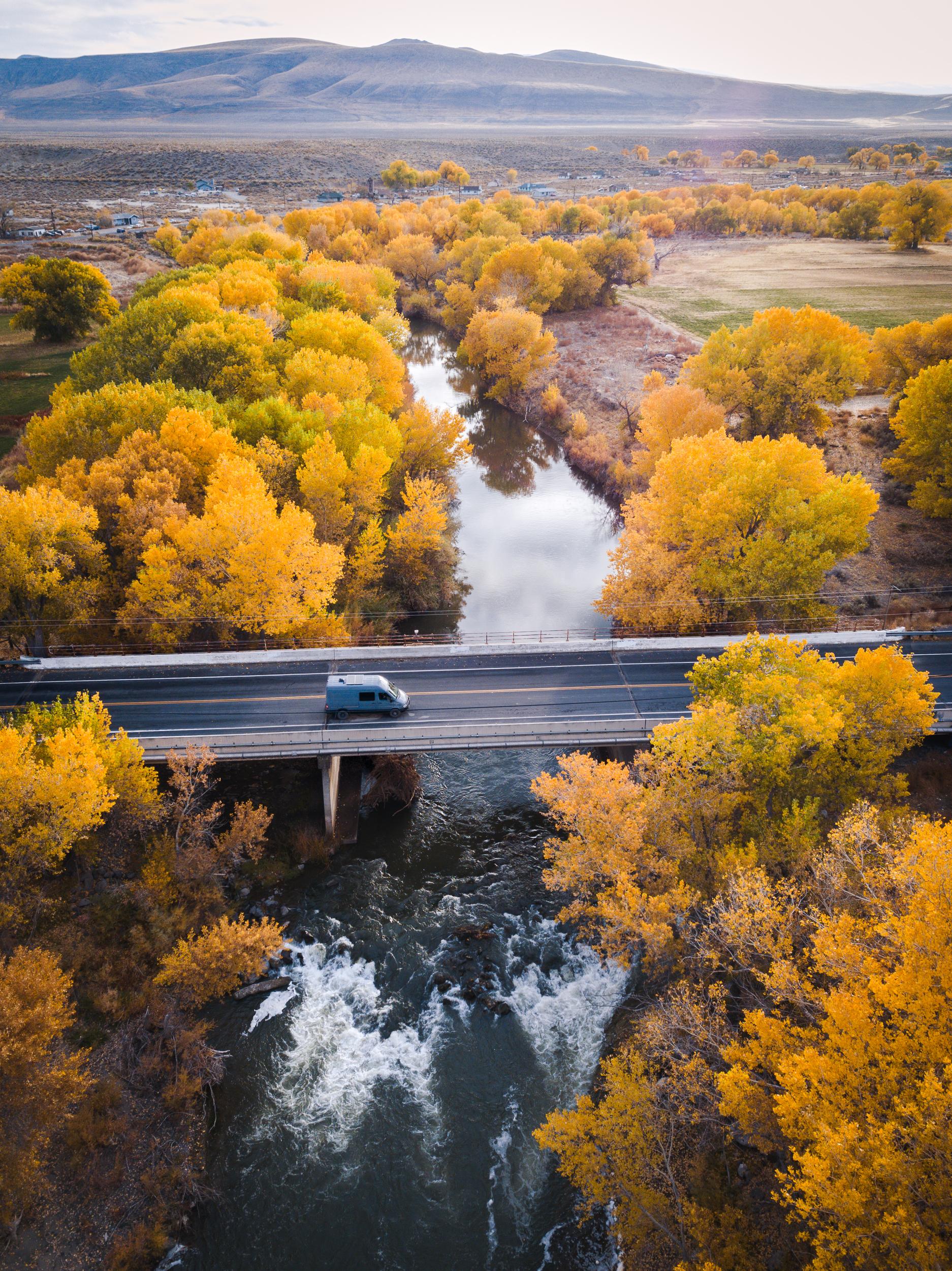 Truckee River photo