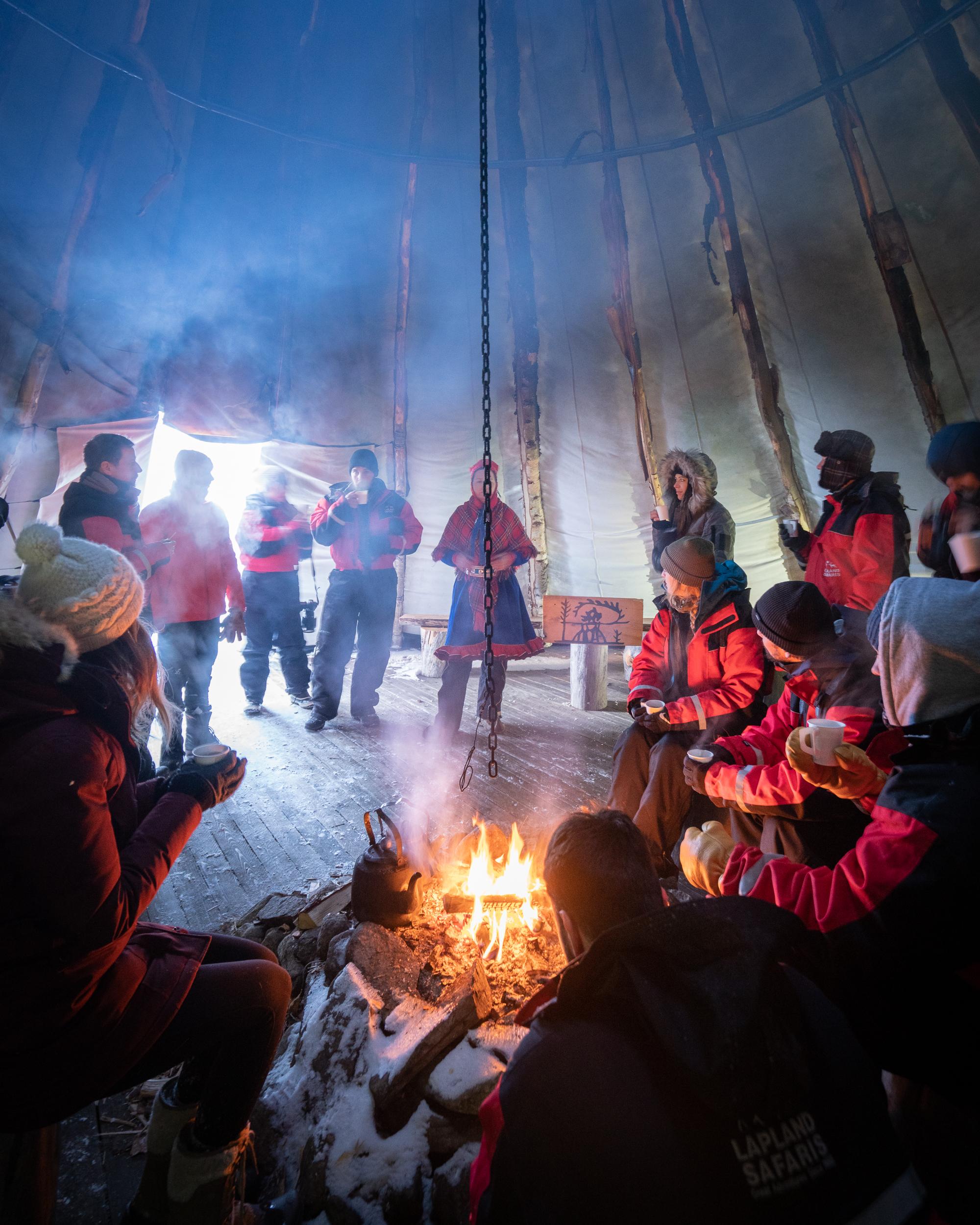 Sami Culture Lapland