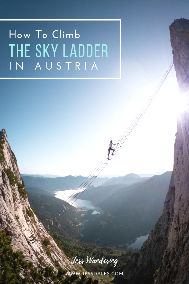 Ladder To Heaven in Austria