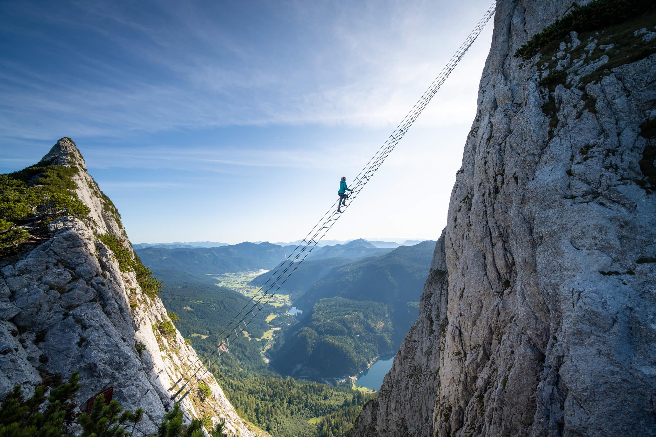 Sky Ladder Austria