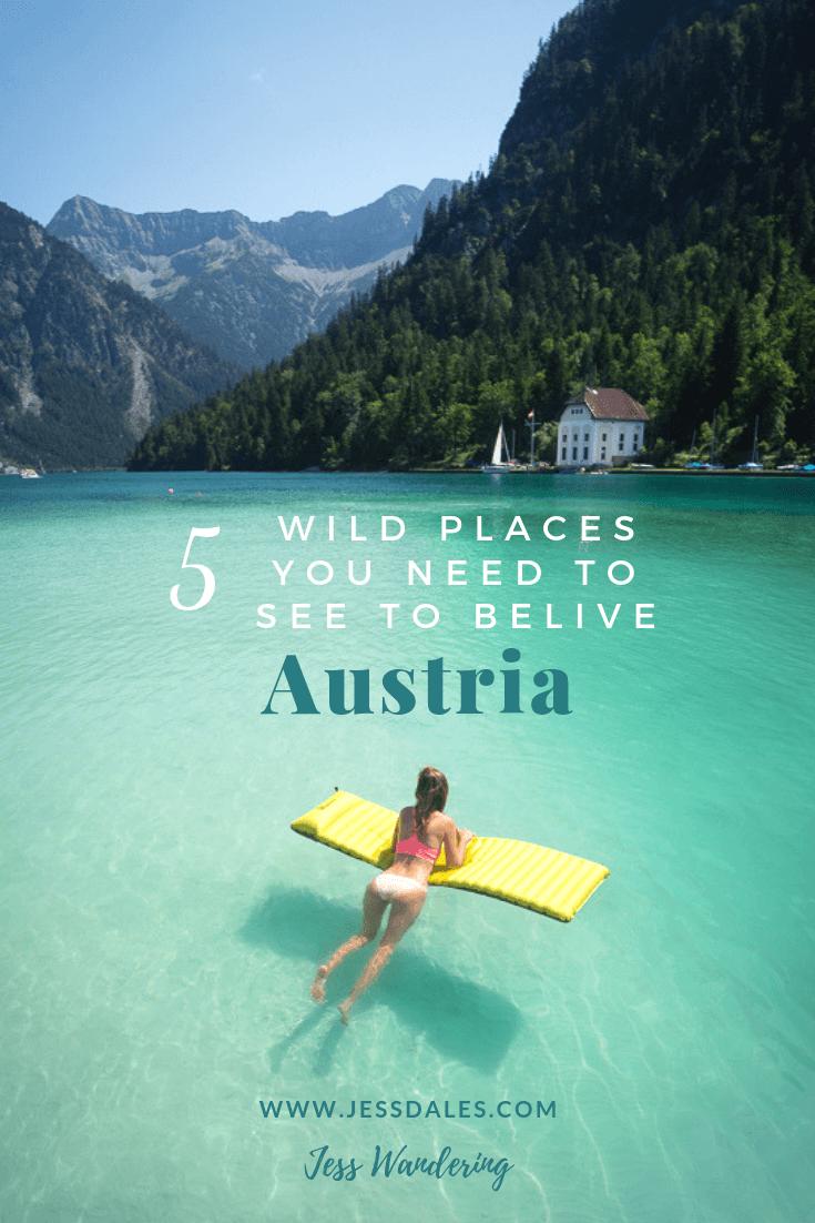 Beautiful Places in Austria