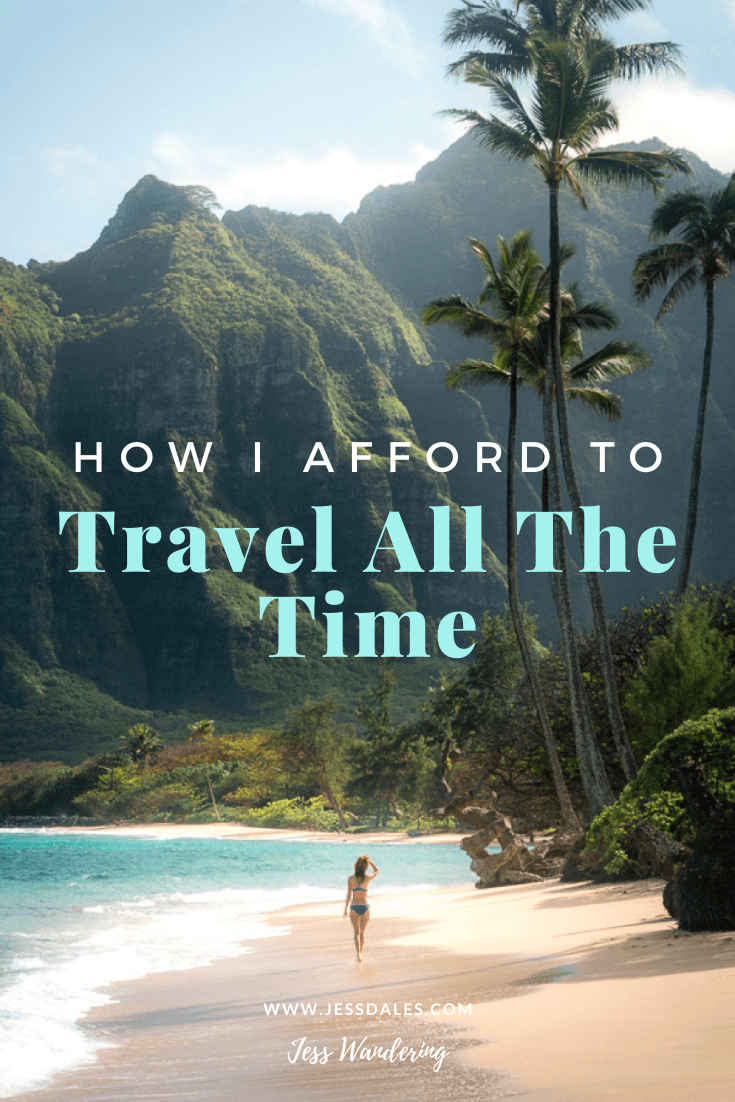 How Instagram Influencers afford to travel all the time.