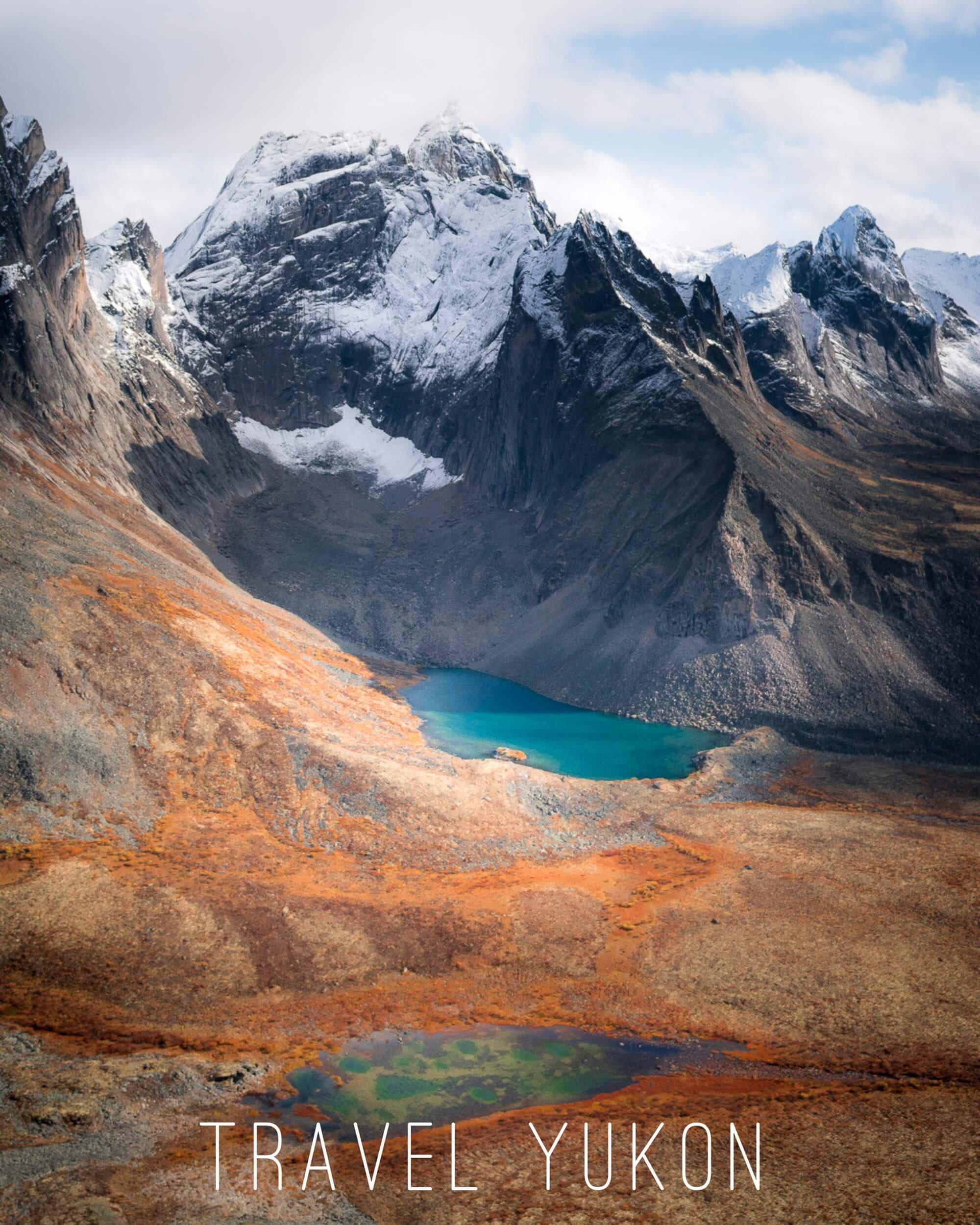 Jess Wandering and Travel Yukon
