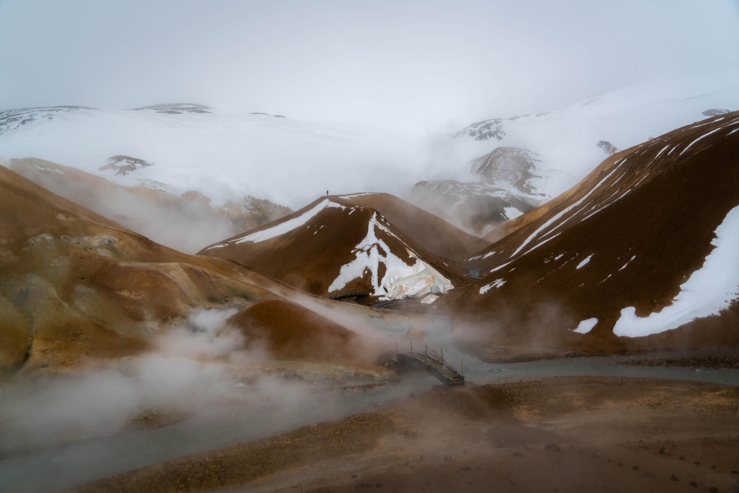 Kerlingarfjöll Iceland