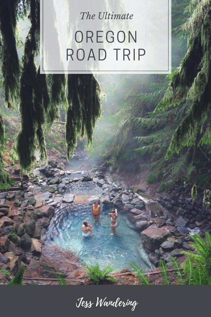 The best places to go on an Oregon road trip.