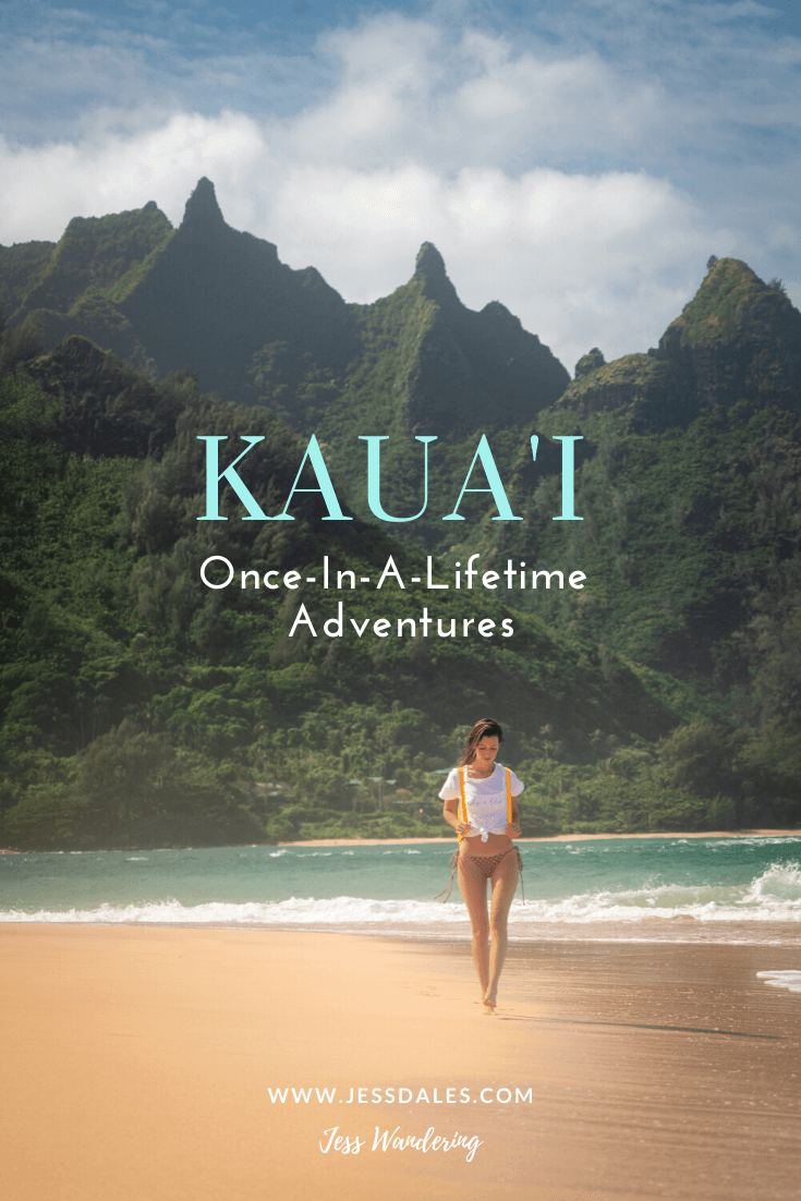 The best things to do in Kauai.
