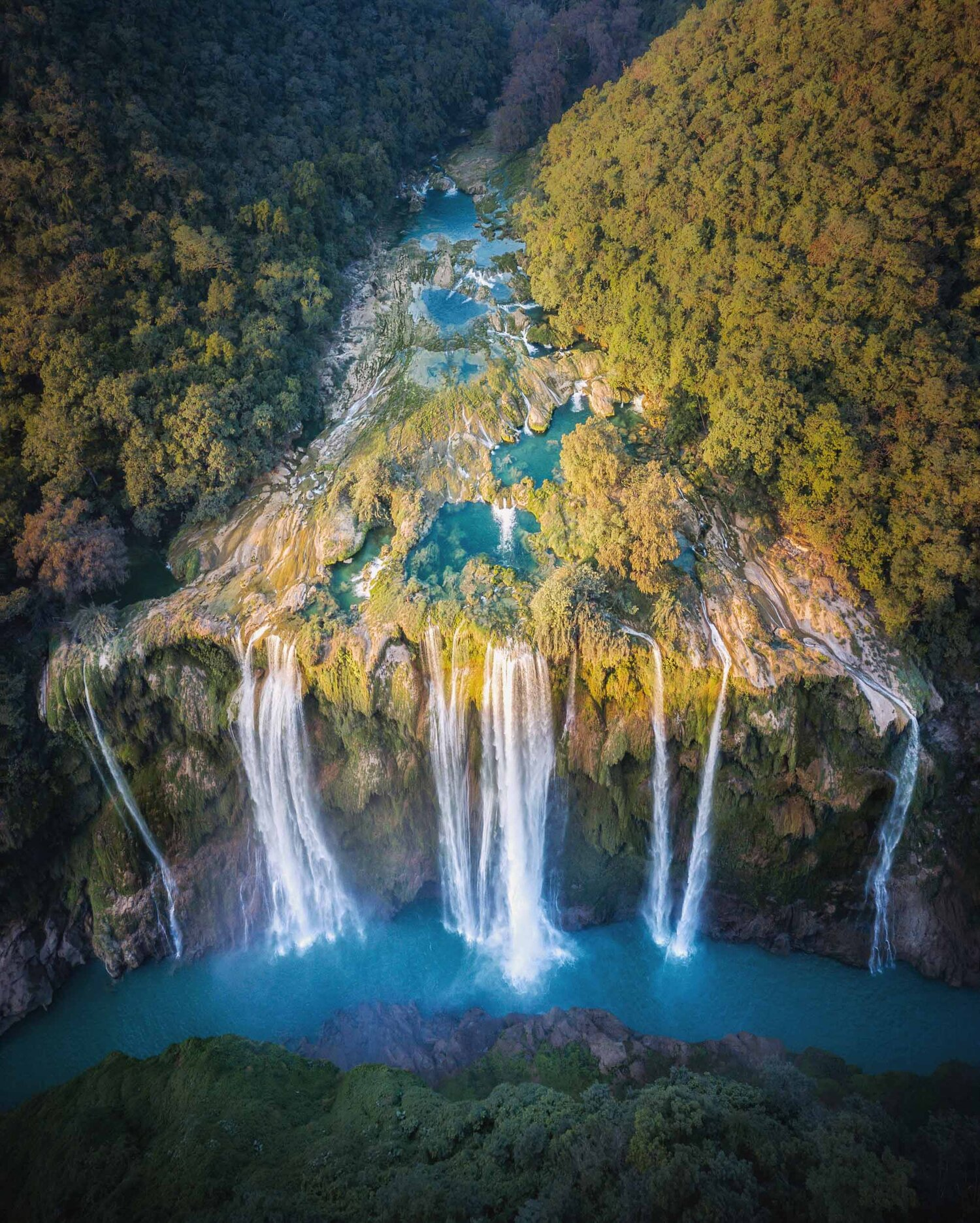 These Waterfalls In La Huasteca Potosina Mexico Will Blow Your Mind Jess Wandering