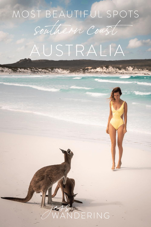 The most beautiful destinations along Australia's southern coast.