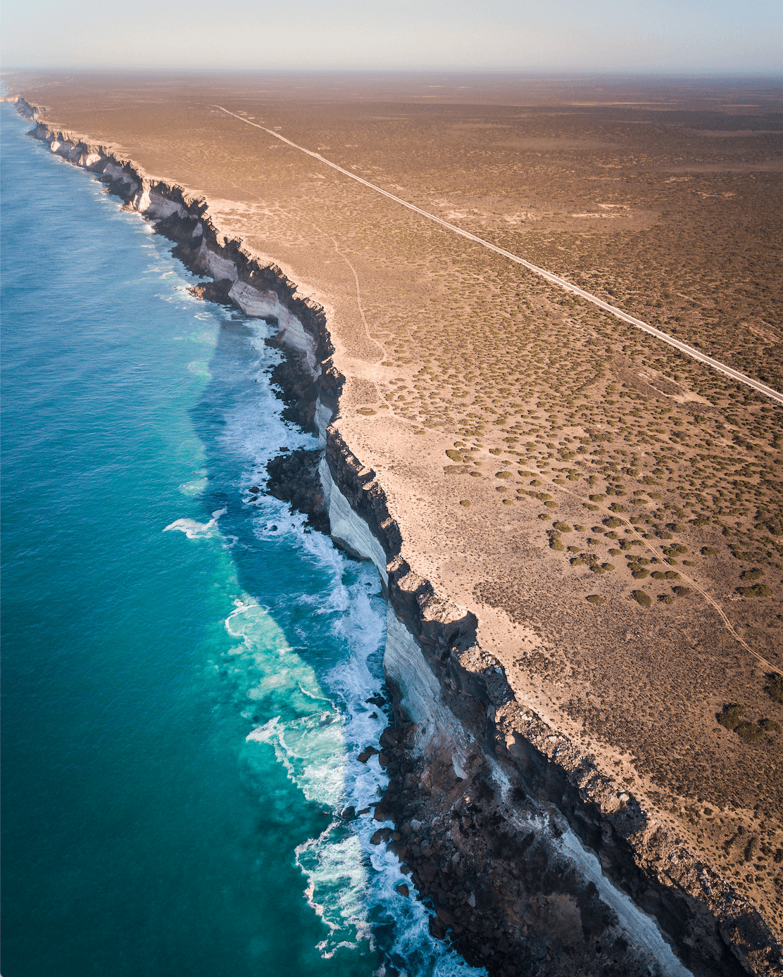 The Nullarbor is one of the most forbidding expanses on earth.