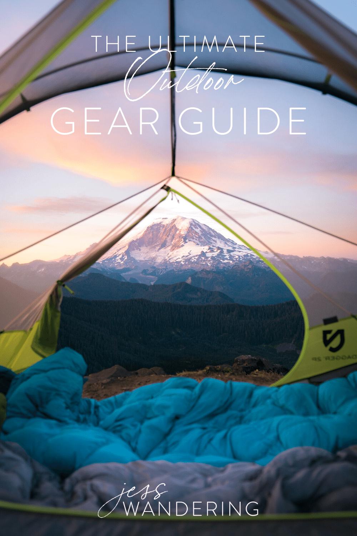 Hiking Gear Guide