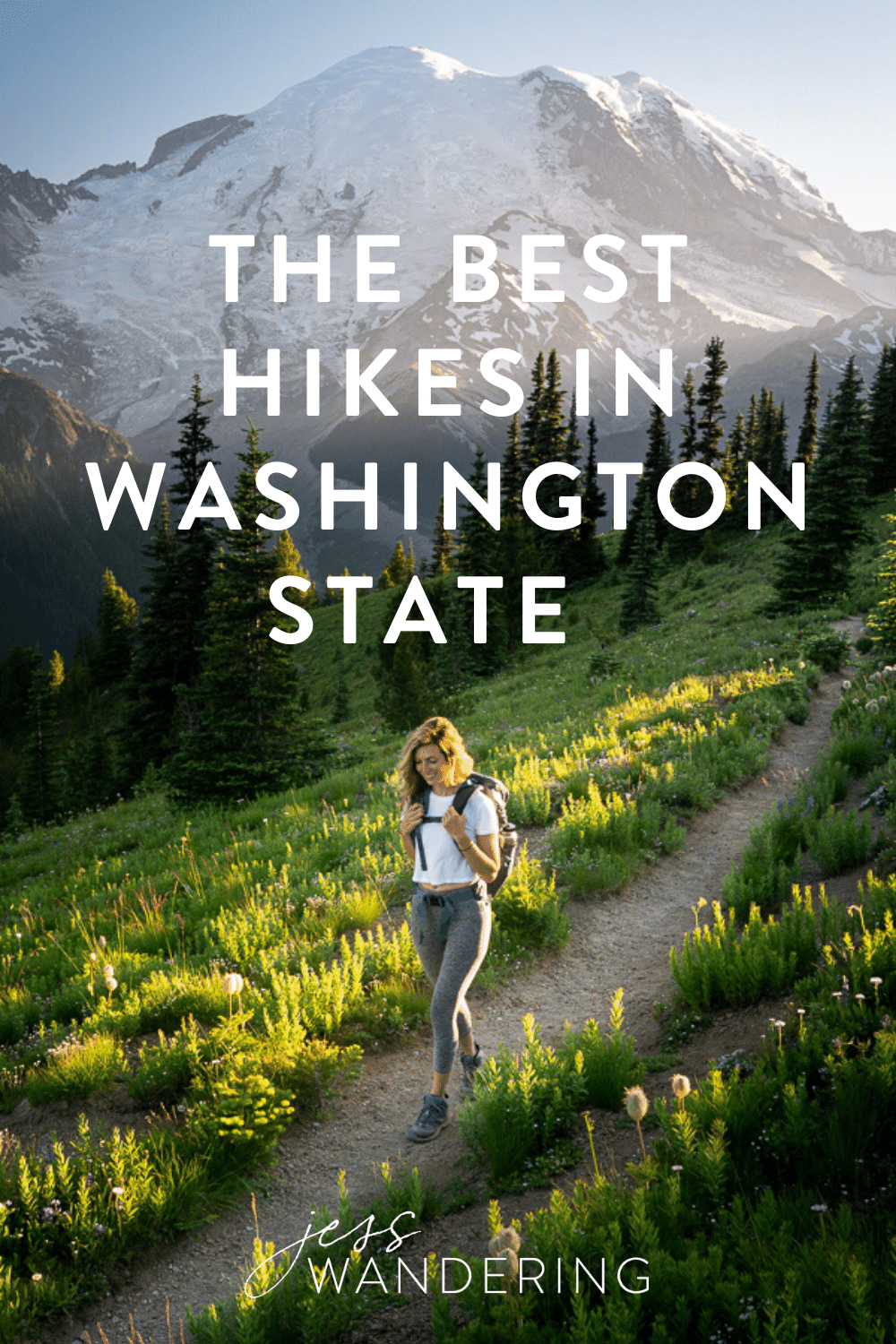 The best hikes in Washington State.