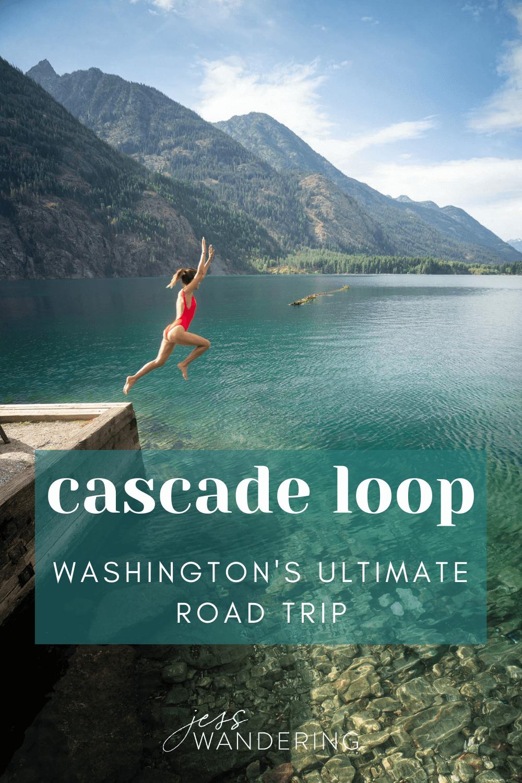 Cascade Loop - Washington State's best road trip.