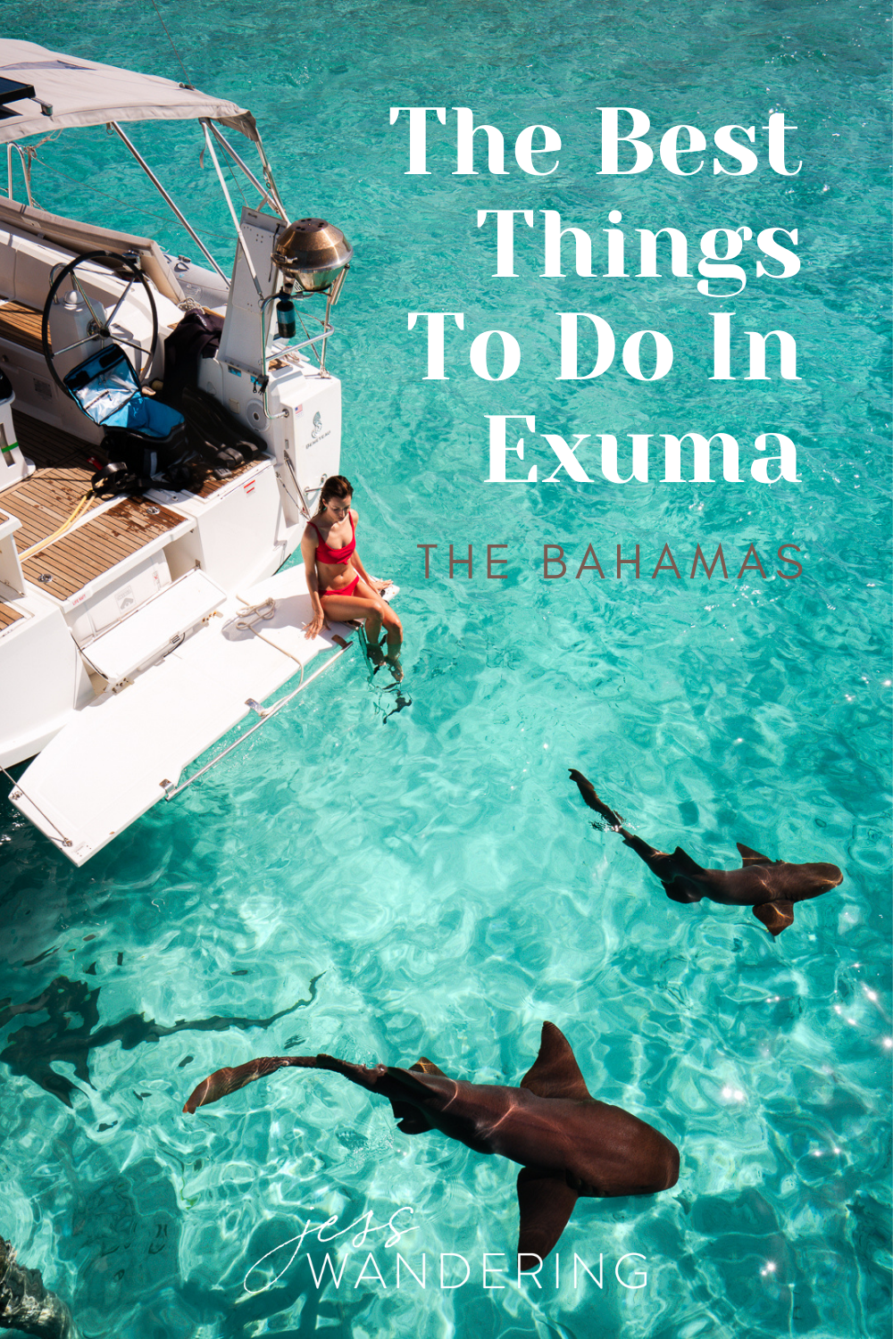 The best things to do in the Exuma, Bahamas.