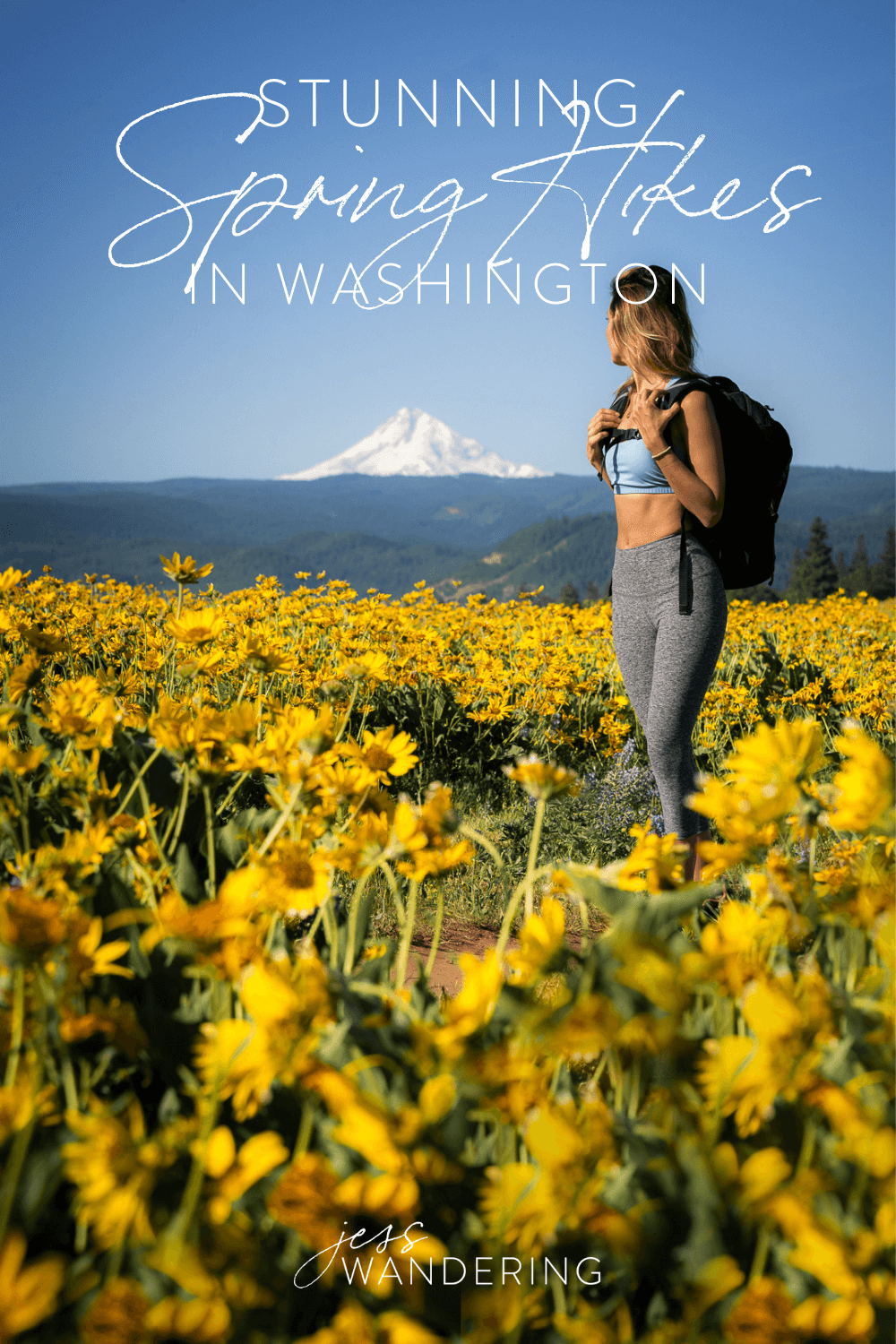 The Best Spring Hikes In Washington State.