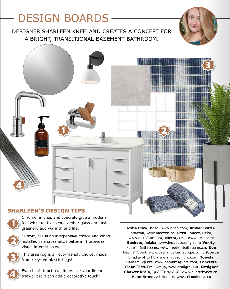 Canadian Home Trends Special Edition - All About Basements March 2019
