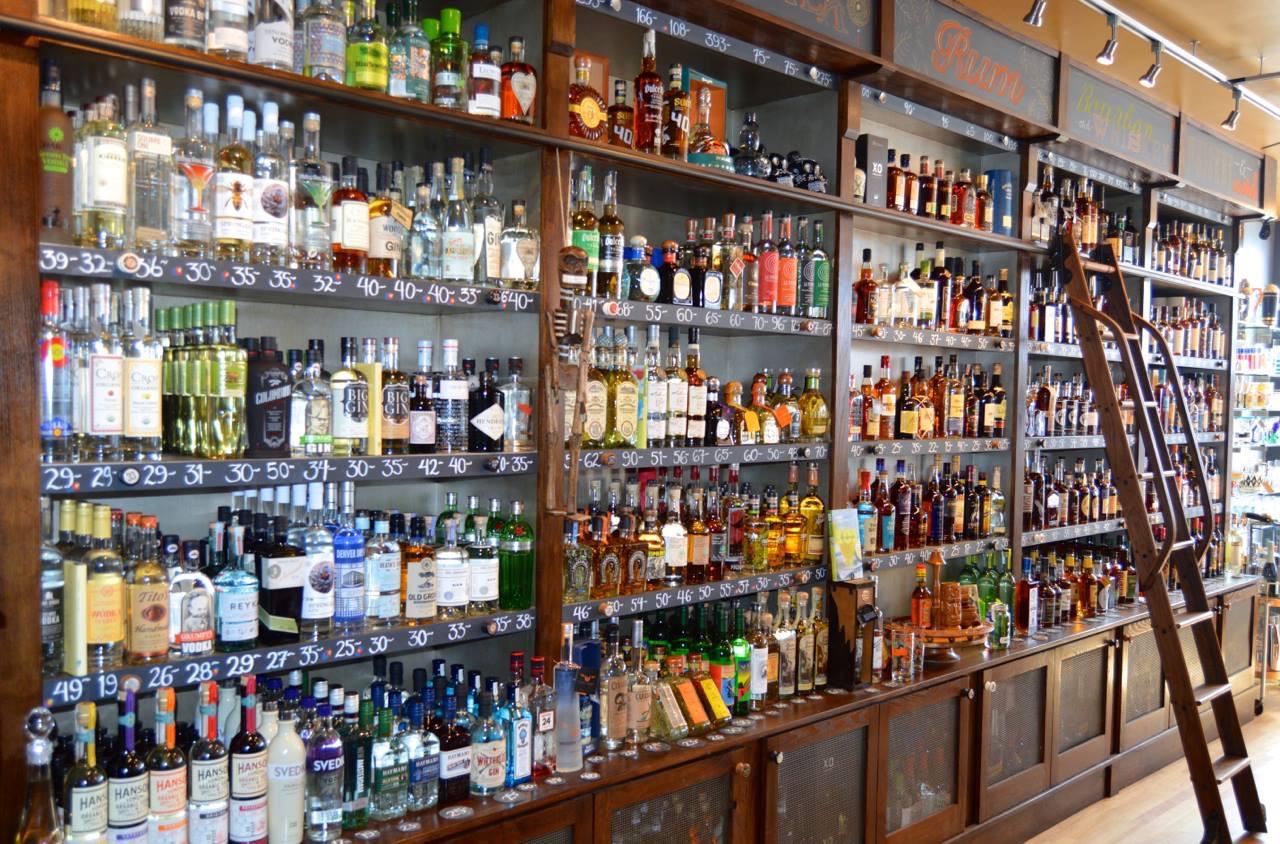 Bottle Shop 33 - Best Bottle Shop in Denver (Editors' Choice)