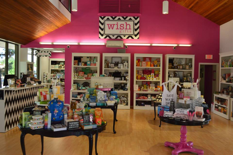 Wish Gifts - Best Baby/Kid Boutique (Readers' Choice)Best Gift Store (Readers' Choice)