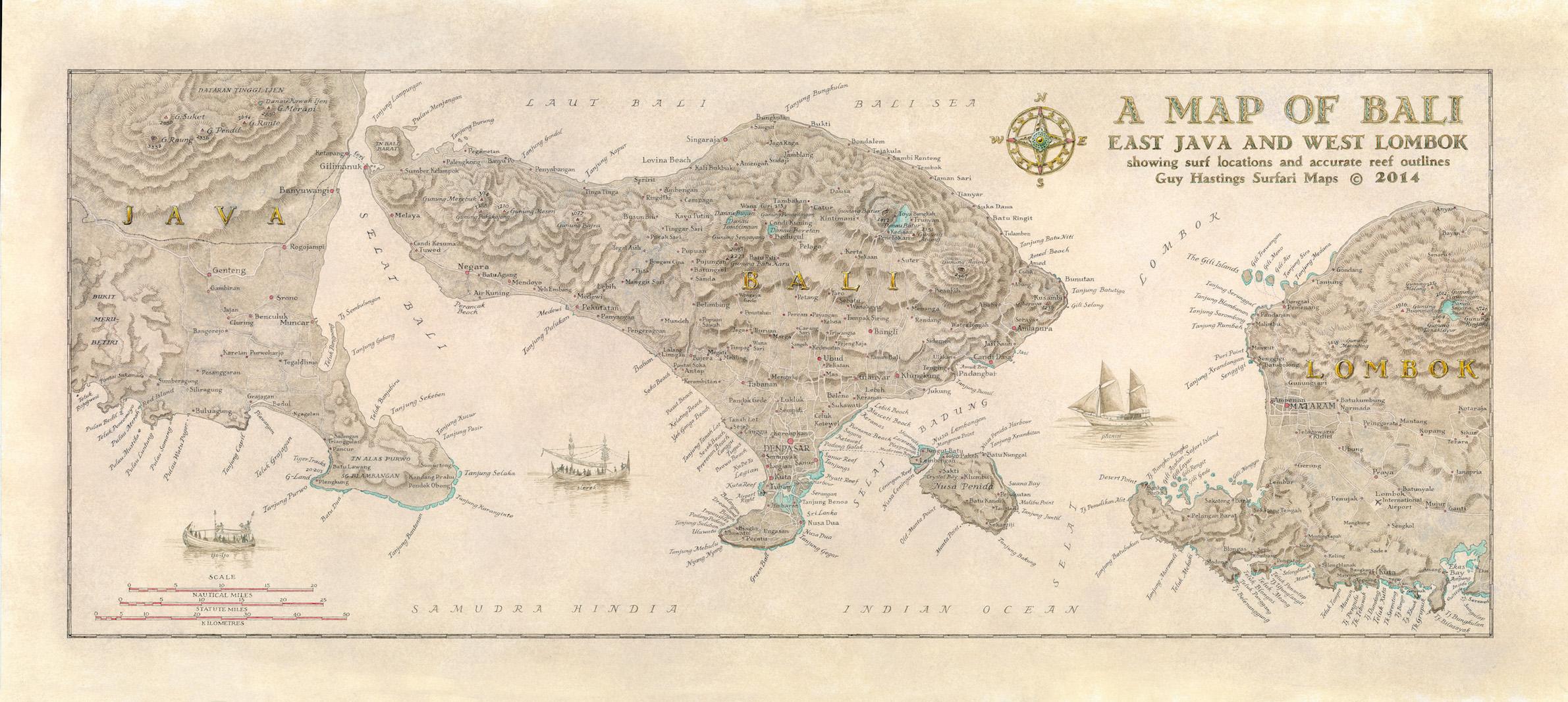Guy S Surfari Maps