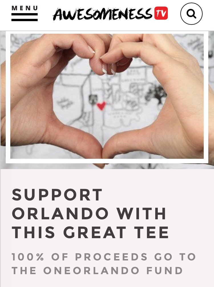 Support Orlando