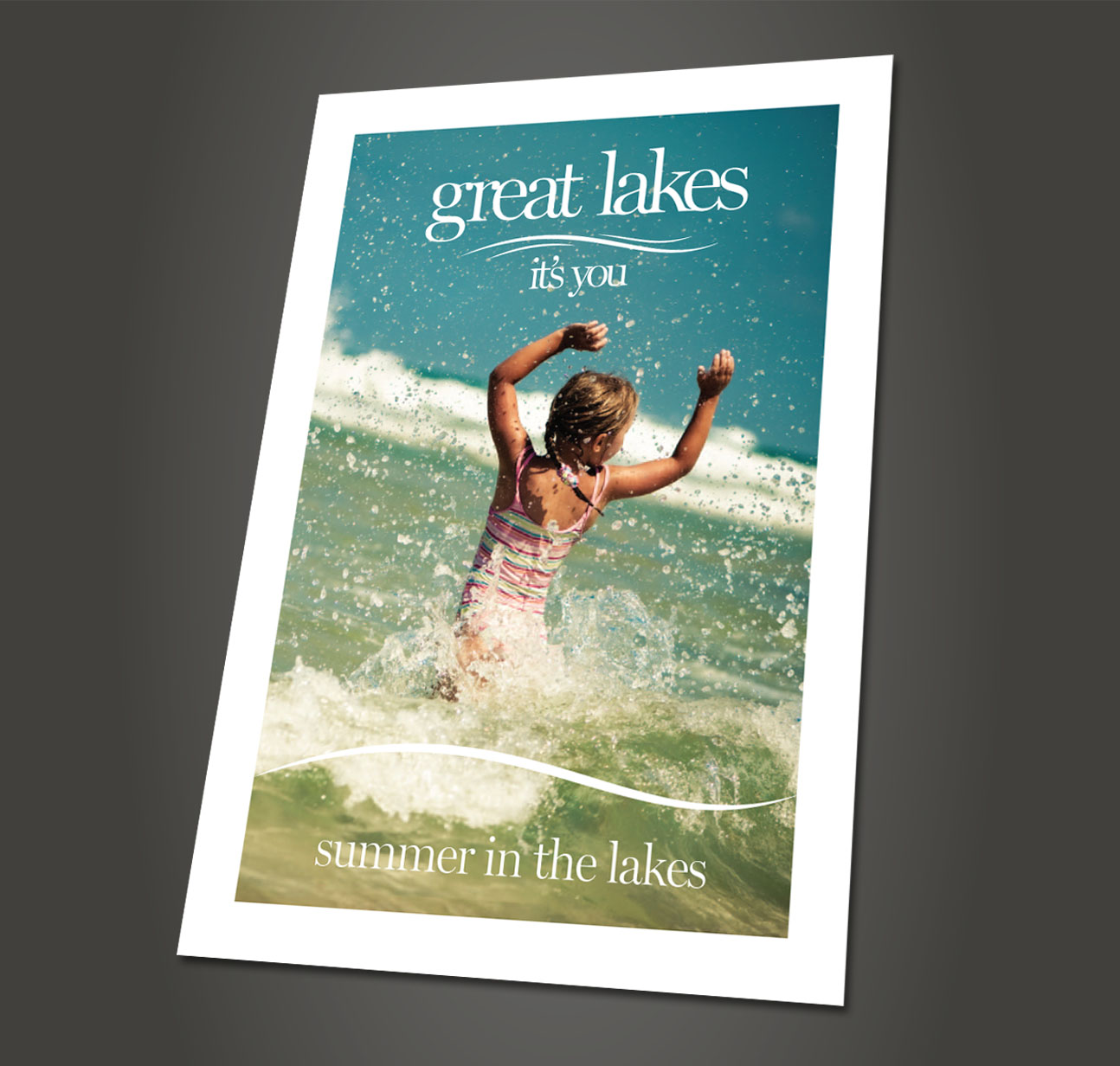 Great Lakes Tourism Summer Guide Cover