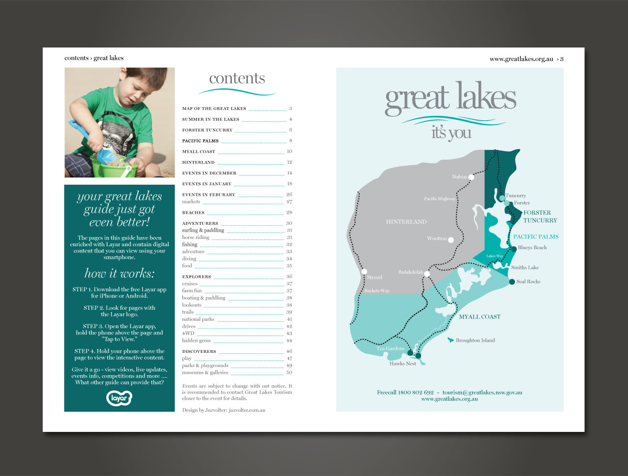 Great Lakes Tourism Summer Guide 2