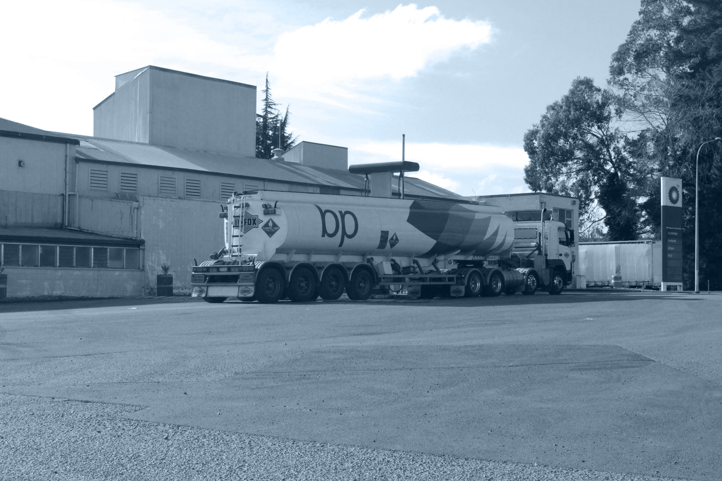BP Truckstop REPAIRS  Asphalt Maintenance  Various BP truckstops through out the North Island have been refurbished due to heavy vehicle damage....   Full story here →