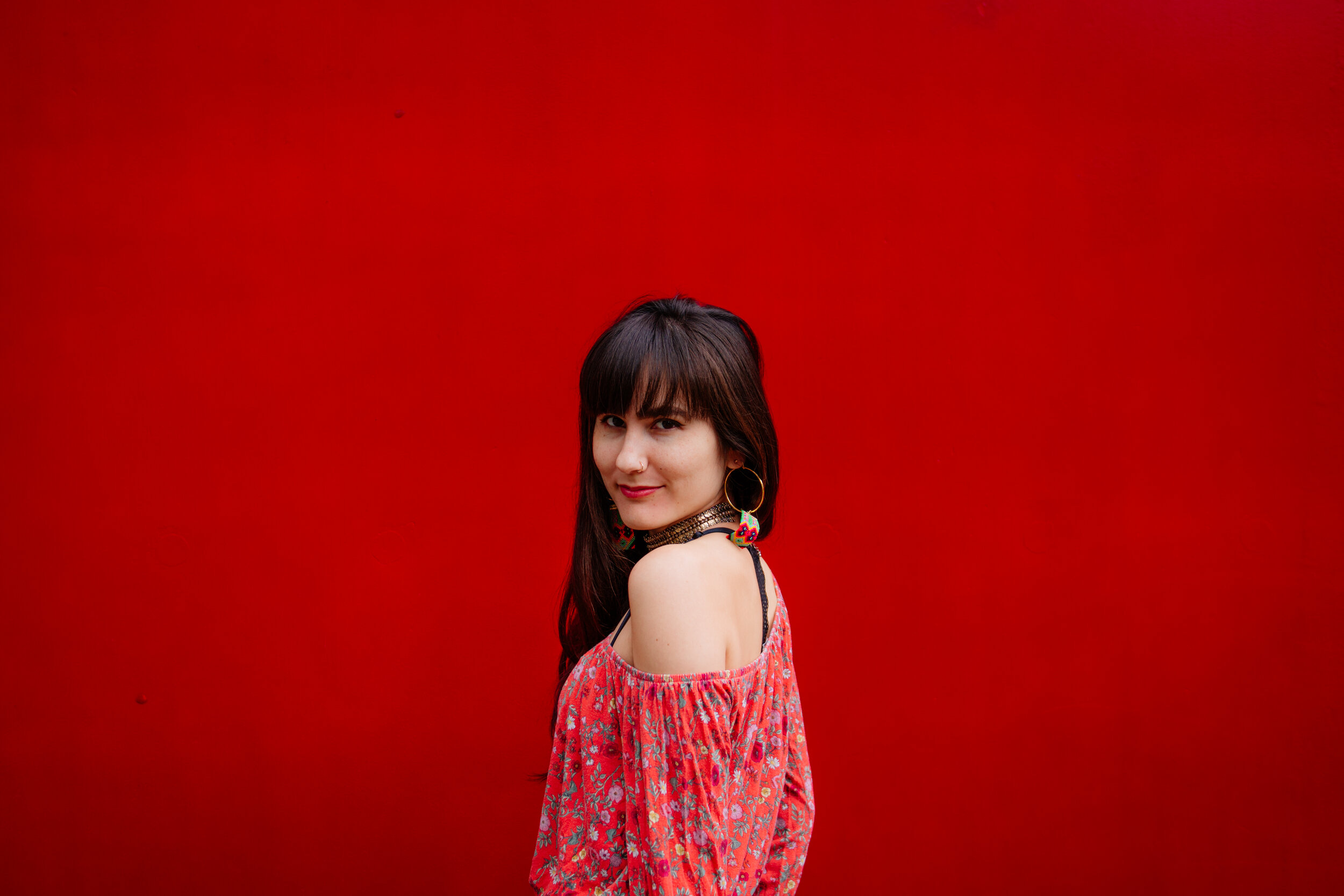 AYA SAFIYA - is an electro-folk/ indie-pop/ J-pop artist and singer-songwriter based in NYC who travels to the SF Bay Area semi-regularly.