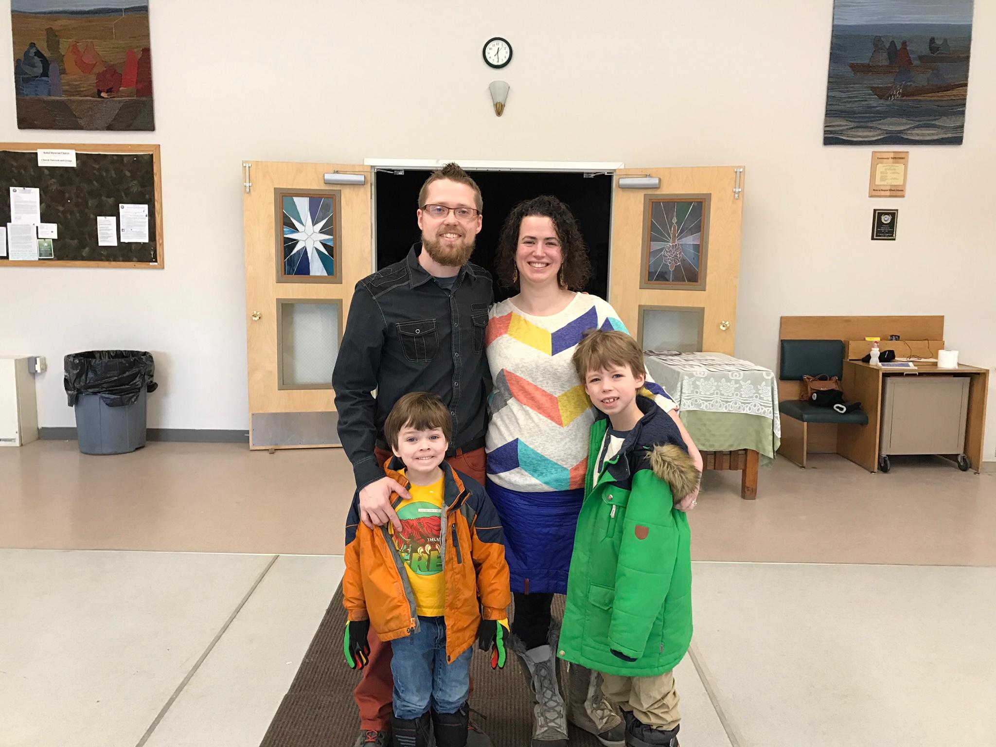 Sunday, February 19, 2017 at the Bethel Moravian Church