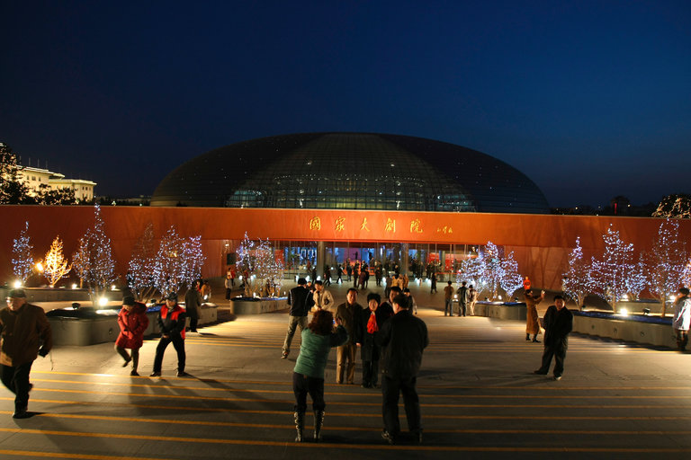 At the National Center for the Performing Arts in Beijing, which opened in 2007, classical music performances abound. Middle-tier cities have not supported classical music as effectively. Chang W. Lee/The New York Times