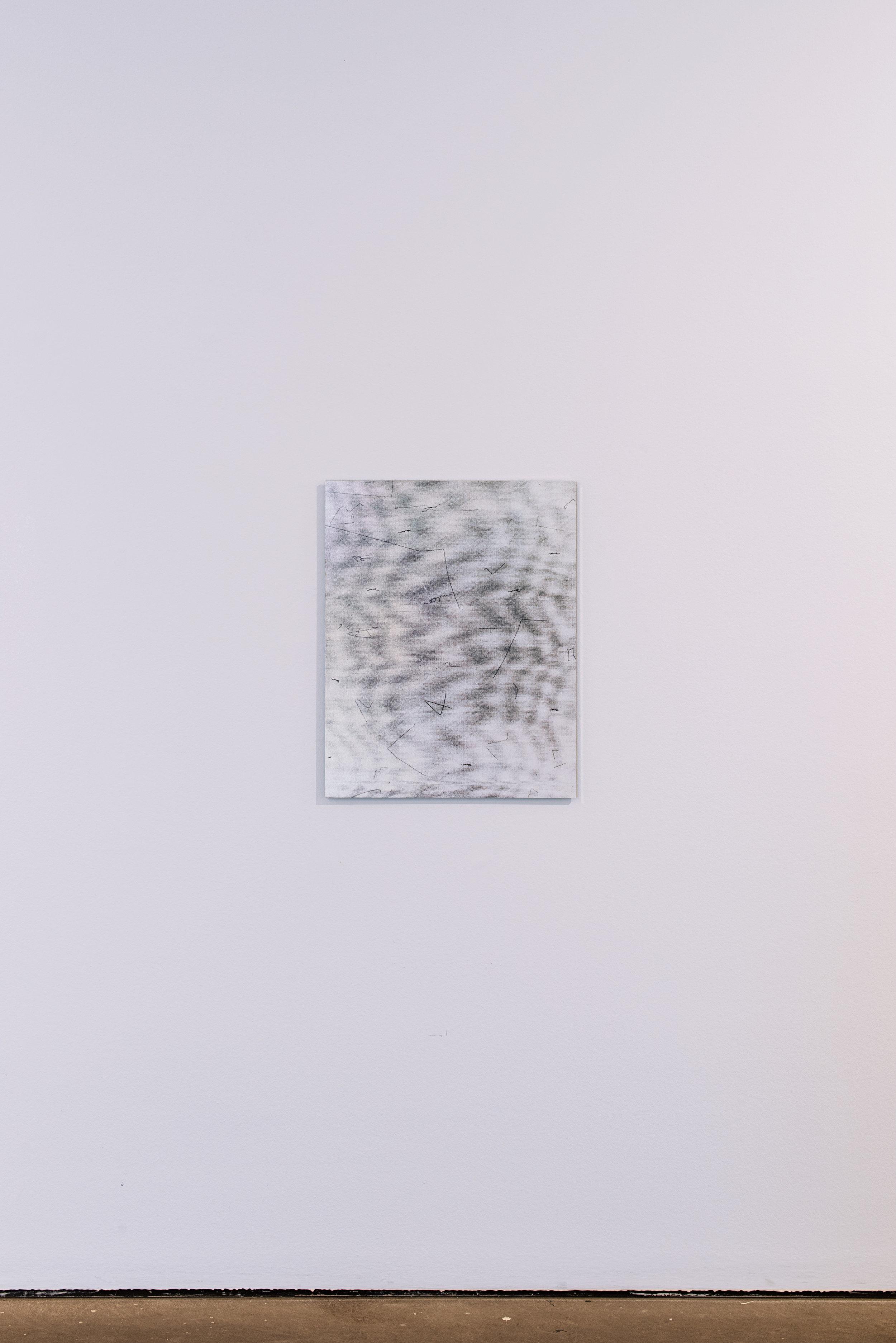 Reflex   aluminium dry-mounted hand printed analogue C-type photographic print   50 x 60 cm   2018