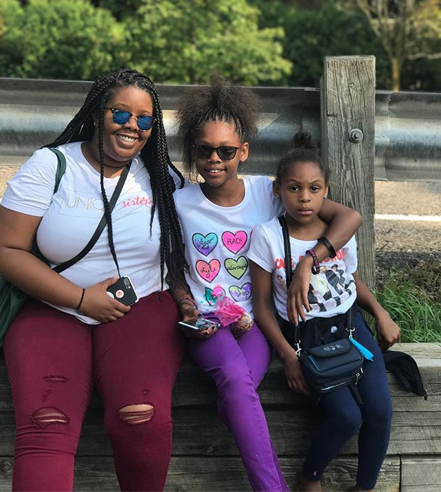 Our girls have grown so much this year! Who knew a year can fly by so quickly!  #MyUniqueSisters #Sisterhood #Year2 #mentorship #Detroit #Michigan #Reachfortheworld