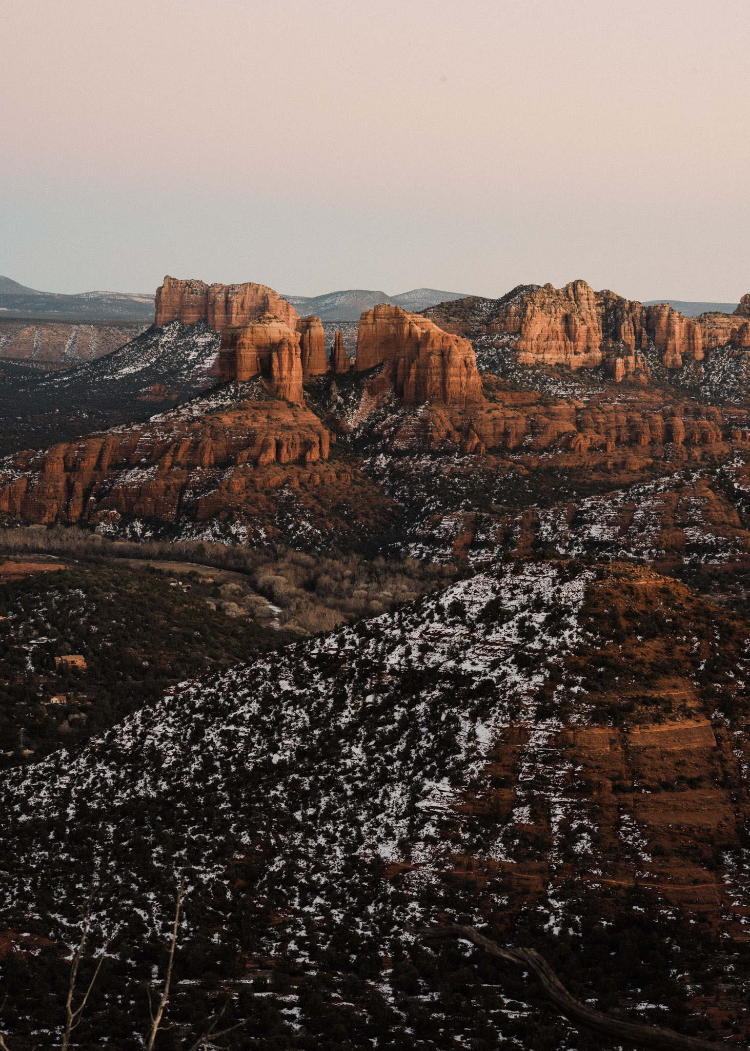 Tanner Burge Photography, Sedona Arizona, The Grand Canyon, Page AZ, Travel Blog, Adventure Photography, Snowy Landscapes, Winter in the Desert, Winter at the Grand Canyon, Grand Canyon Travel Guide, Sedona Travel Guide, Page AZ Travel Guide,  National Park Photography, South Rim of the Grand Canyon, Snow at the Grand Canyon, Snow In Arizona, Arizona Hiking, Red Rocks State Park, Schuerman Mountain