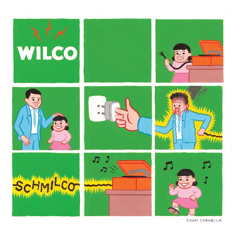 """Wilco """"Schmilco"""" 2016"""