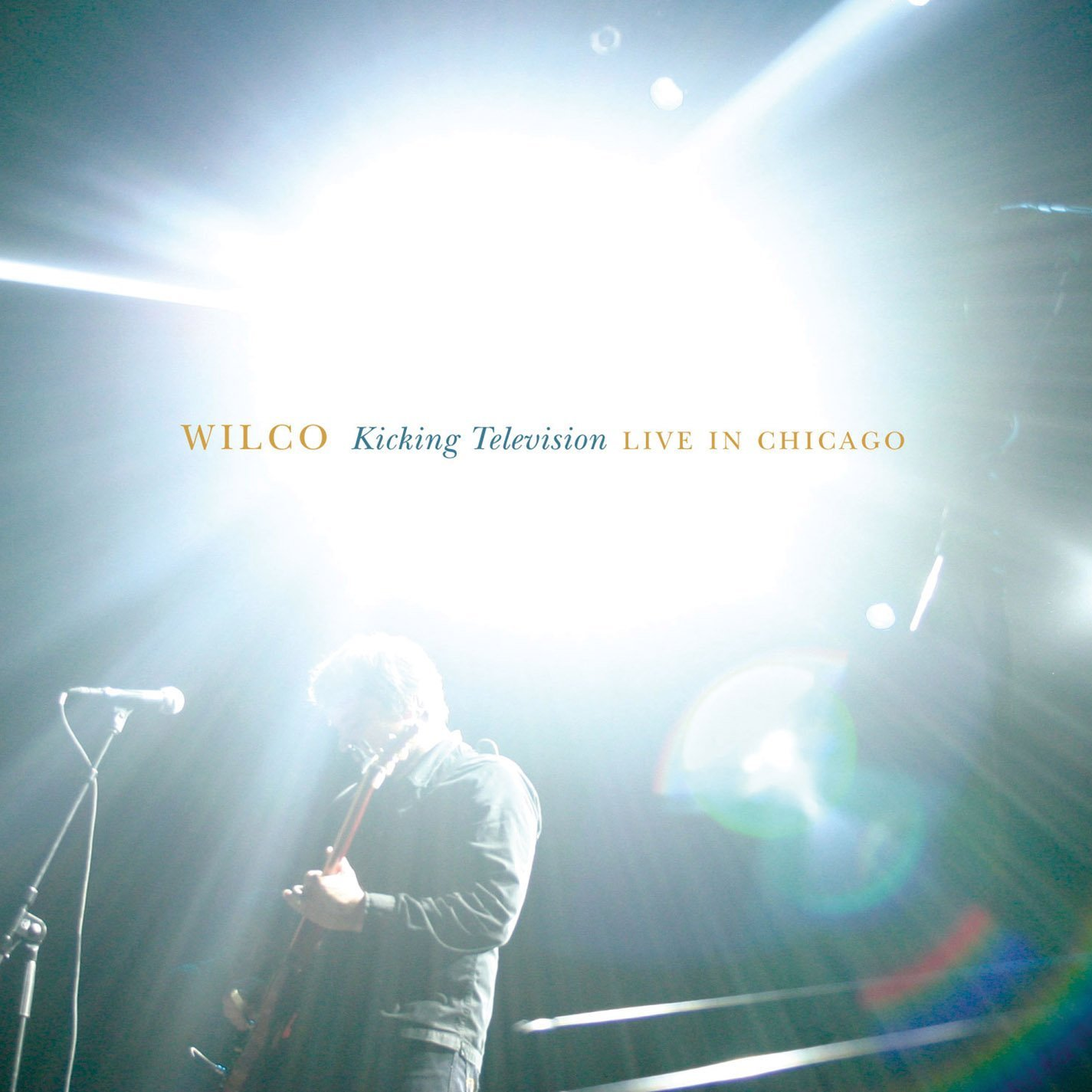"Wilco ""Kicking Television"" 2005"