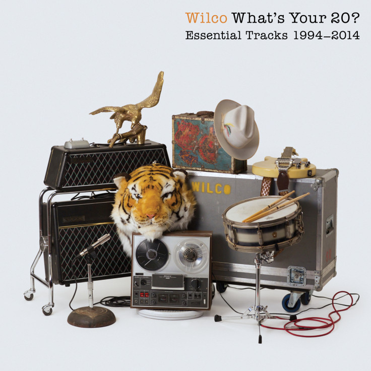 """Wilco """"What's Your 20?"""" 2014"""