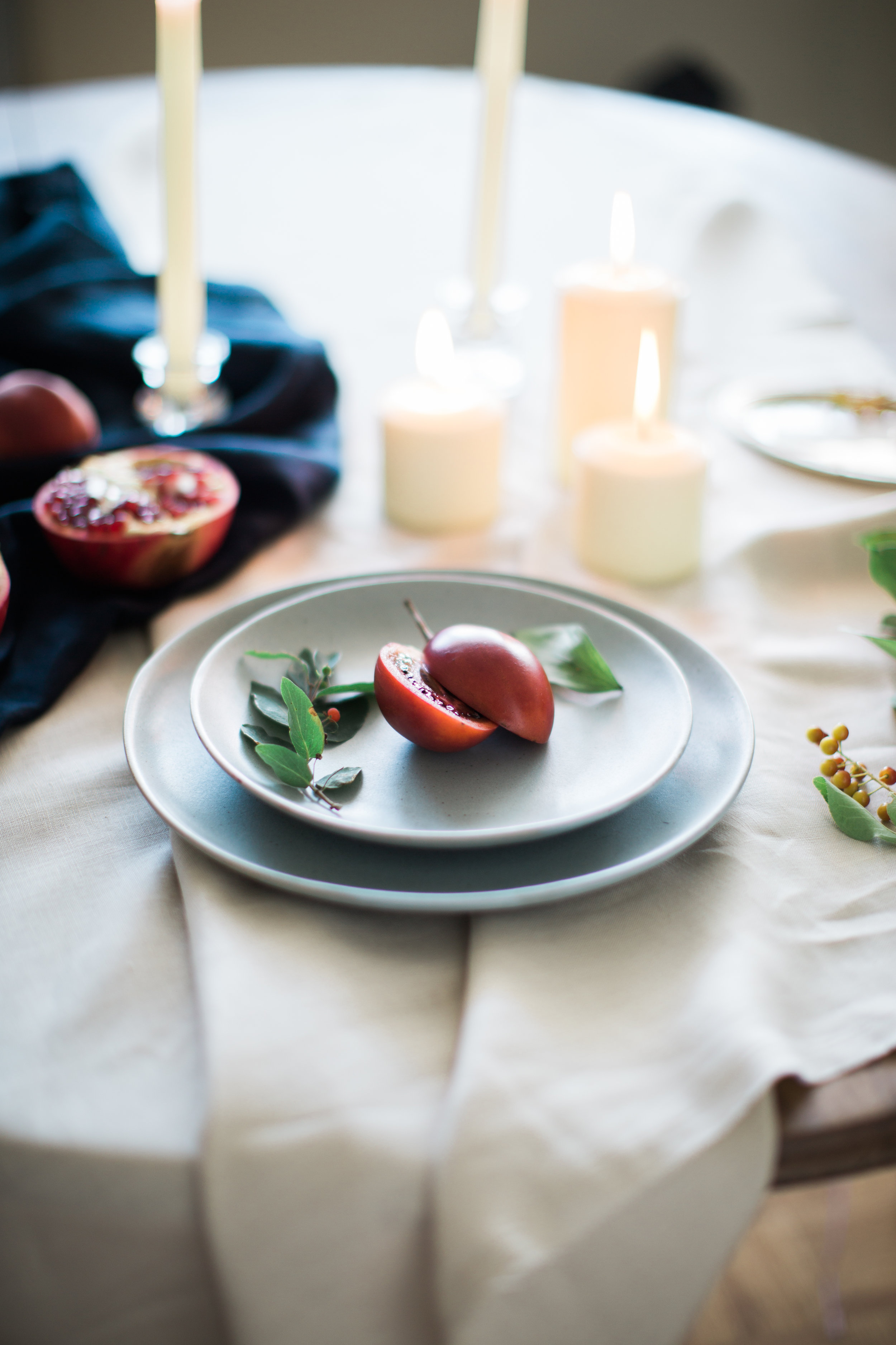 toronto wedding table settings