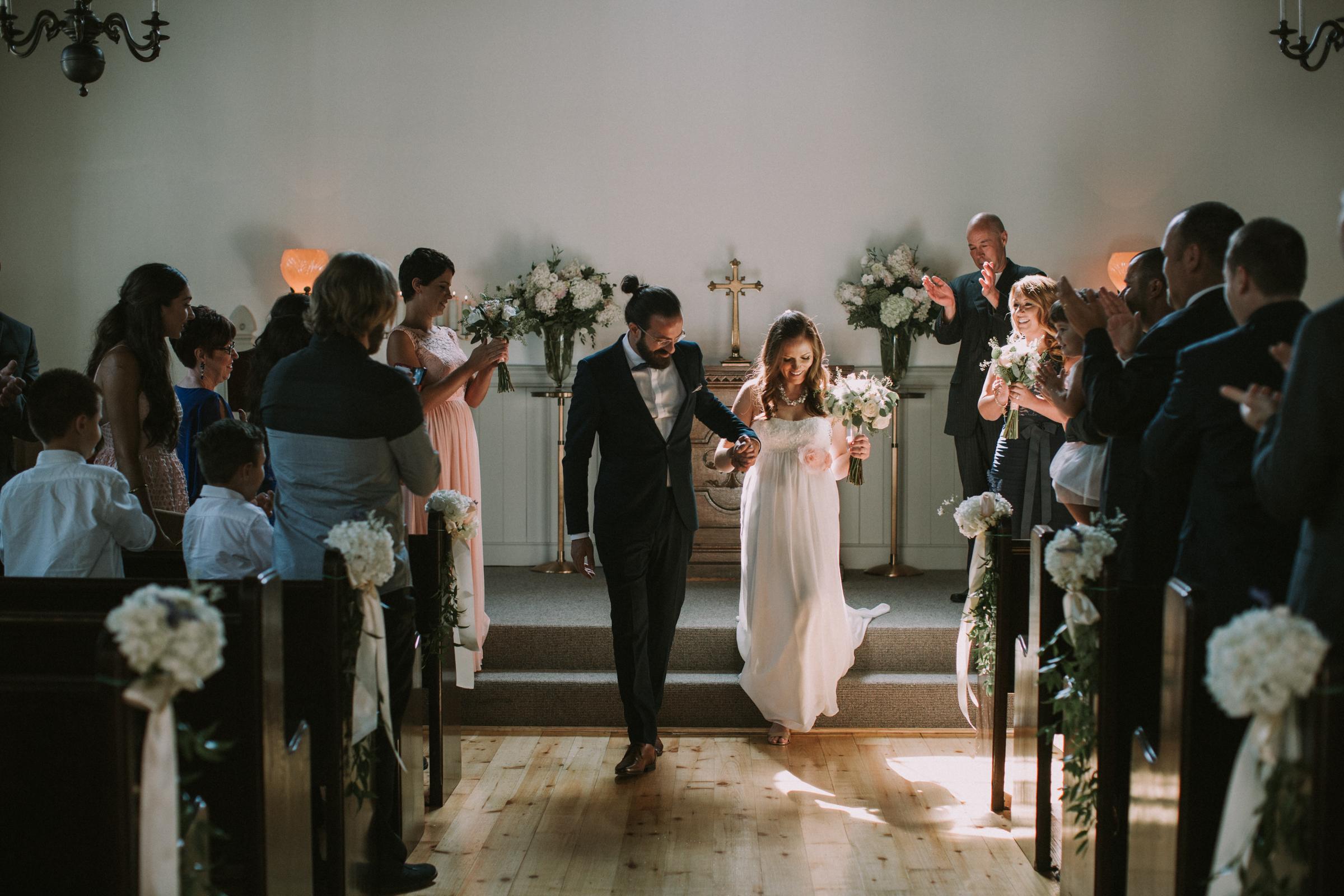 the doctors house chapel ceremony