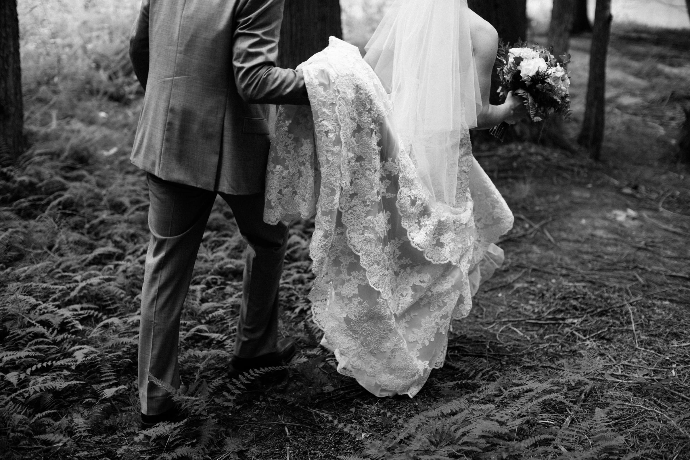 elopment in the woods