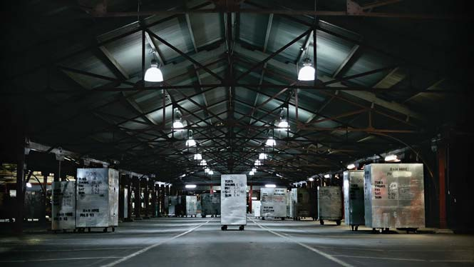 10pm Market Sheds | Containers