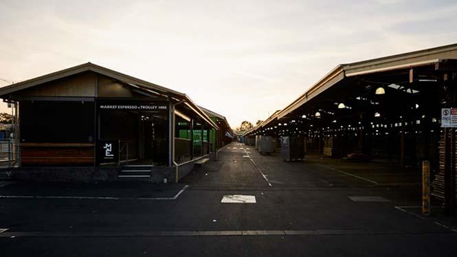 6.30pm Stringbean Alley | Closed for trade