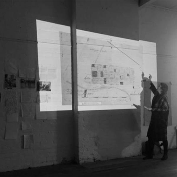 Robyn Annear, Psychogeography workshop. Photo: Timothy Moore.