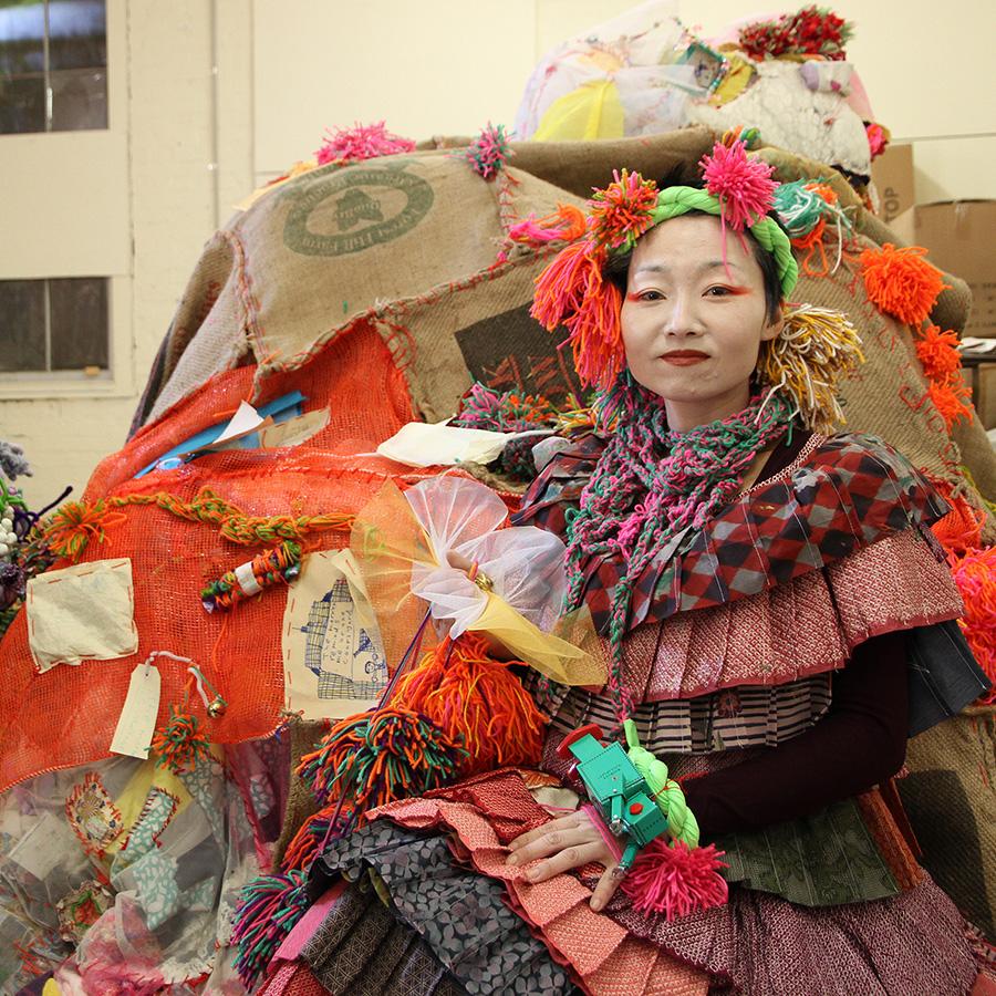 11am | Hiromi Tango's performance workshops