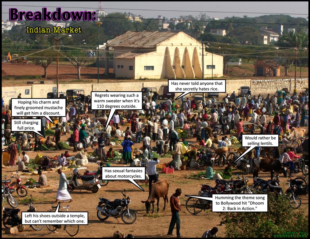 Breakdown: Indian Market